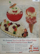 Jell O Can Do Jolliest Things Ad 1959
