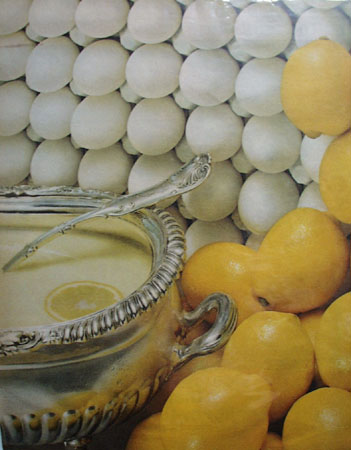 Icy Lemon Soup Great Dinners Article 1966