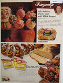 Spam And Fleischmanns Yeast Ad 1968