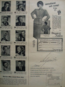 Top Money Movie Stars of 1947 Ad