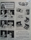 Movie Stars On Bond Tour Ad 1943