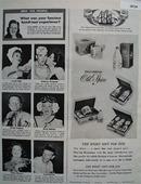 Movie Stars On Bond Tour Ad 1943