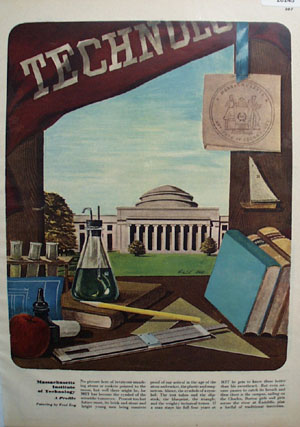 Massachusetts Institute Profile And Picture 1947