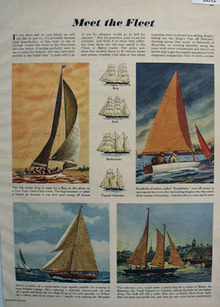 Meet The Fleet Article 1948