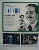 Pinocchio Movie Preview 1939