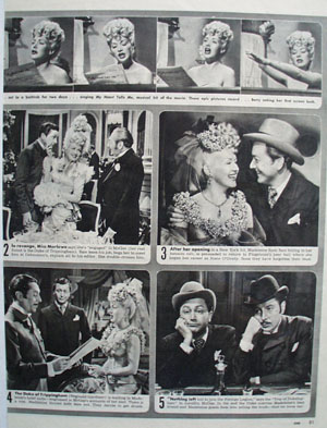 Sweet Rosie Ogrady Betty Grable Movie Preview 1943