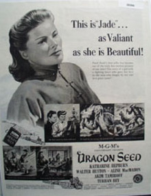 Dragon Seed Movie Preview Ad 1944