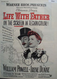 Life With Father Movie Preview Ad 1947