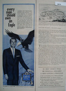 Eagle Clothes Ad April 15, 1957