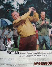 McGregor ad March 14, 1960