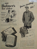 Simpson Piccadilly Ltd ad October 15, 1952