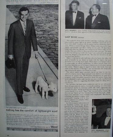Wool Bureau Ad February 8, 1960