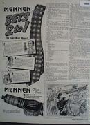 Mennen Ad October 20, 1945