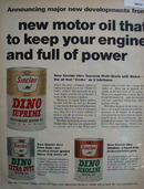Sinclair Oil Ad June 17, 1966