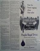 Union Oil Ad February 27, 1954