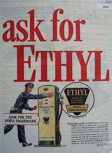 Ethyl Ad September 17, 1945