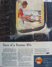 Shell Oil Co Ad March 10, 1945