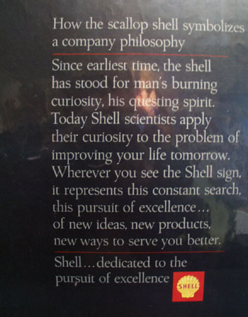 Shell Oil Co Ad October 1, 1965