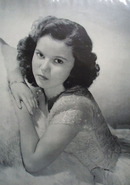 Shirley Temple Poses Glamour Portraits 1942