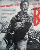 Sahara with Humphrey Bogart Movie Ad 1943