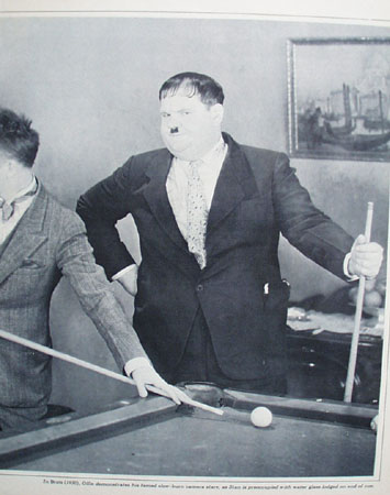 Laurel And Hardy Two Minds No Thought Article 1971
