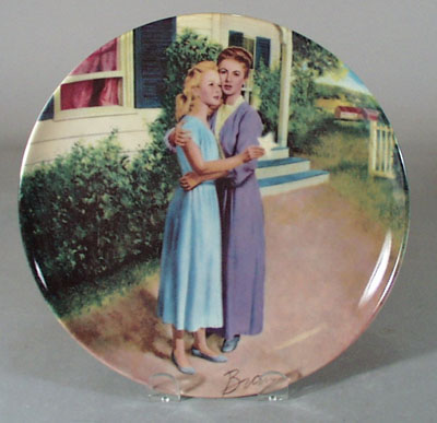 Knowles Plate, Youll Never Walk Alone, Carousel