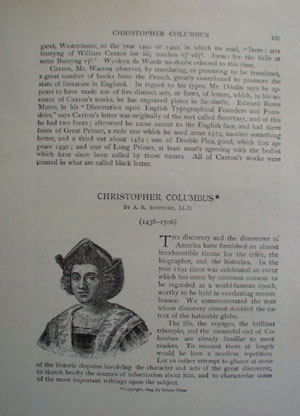 Columbus Ridiculed at the Council of Salamanca Print