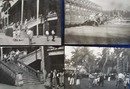Vintage Horse Track Photos 1937