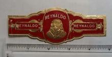 Vintage Reynaldo Cigar Band