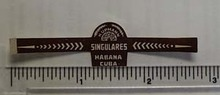 Vintage Singulares Hupmann,  Cigar Band