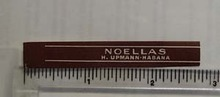 Vintage Noellas Cigar Band