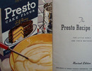 152 Presto Recipes Book Cookbook 1941
