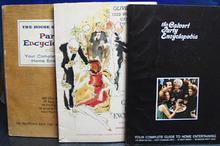 3 Calvert Party Recipe Encyclopedias 1960 to 1968