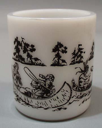 Davy Crockett Famous Frontiersman Childs mug