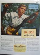 General Motors 1945 Ad
