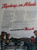 Nash Motors Car 1946 Ad