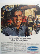 Studebaker Corp 1944 Ad
