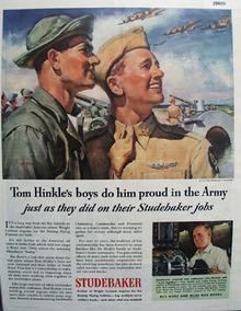 Studebaker 1944 Ad
