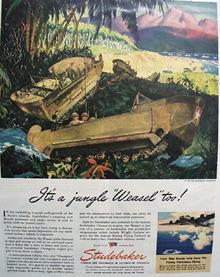 Studebaker 1945 Ad