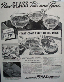 Pyrex Ovenware 1937 Ad