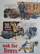 Ethyl Corp 1946 Ad