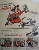 Kleenex 1948 Ad