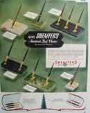 W.A. Sheaffer Pen Co. 1949 Ad