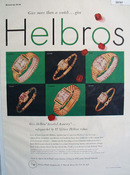 Helbros More than a watch 1948 Ad