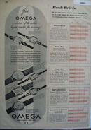 Omega Watch A Gift Used Constantly 1949 ad
