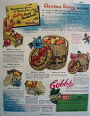 Cobbs finest Fruits 1949 Ad