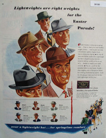 Lightweights For Easter Parade Ad 1946