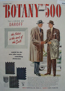 Botany 500 Style For Man Want Distinctive Ad 1949