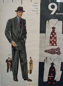 Do It Up Grey  Drawing by R Eaglesham Ad 1949
