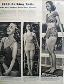 What To Wear In Garden Ad 1944